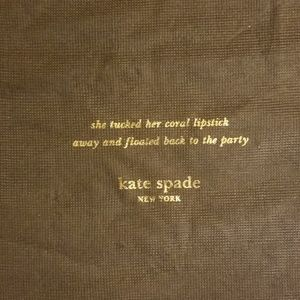 kate spade Bags - Kate spade dustbag